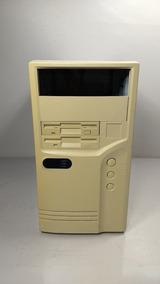 Gabinete Antigo 3 Digitos Computador 286 386 486 , Xt Tk