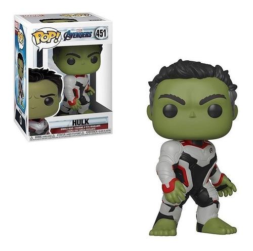 Funko Pop! Hulk #451 Marvel Avengers Jugeteria El Pehuen