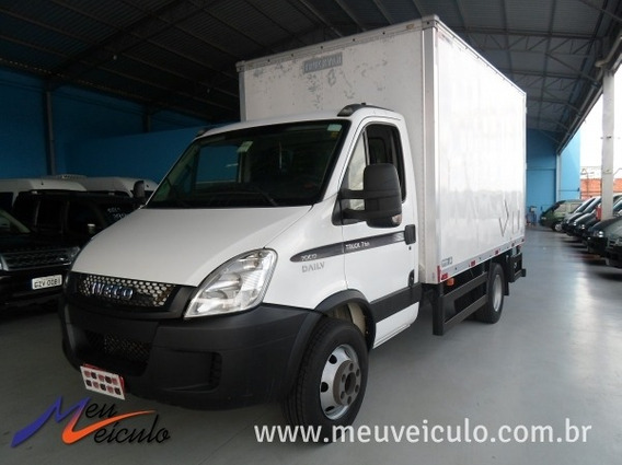 Iveco Daily 70c17 Cabine Simples 2012/2013 Branco