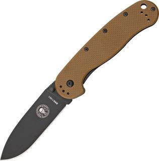 Canivete Esee Avispa Brk1301cb, Aço D2 Coyote Brown Original