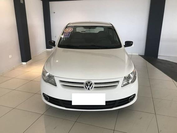 Volkswagen Gol 1.6 Mi Power G.v Branco 8v Total Flex