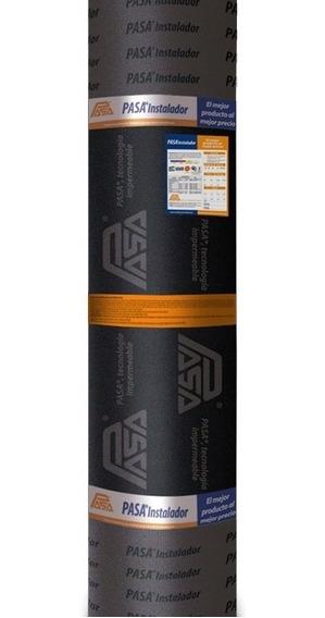 Impermeabilizante Prefabricado Pasa® Instalador Sbs Pg 4mm