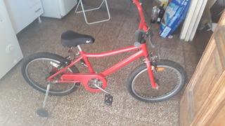 Bicicleta Bmx Rodado 20 Usada Inmejorable Estado