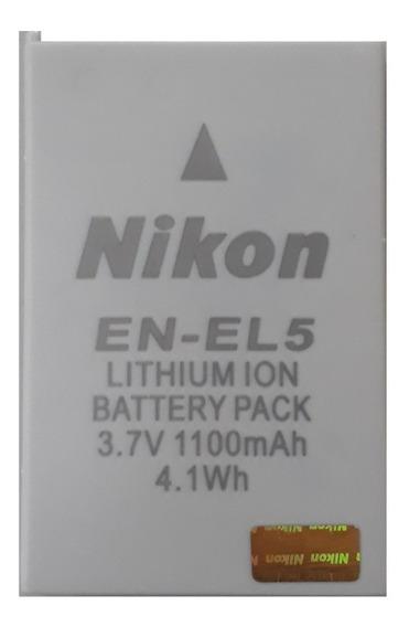 Bateria Câmera Digital Nikon Coolpix P520 P510 P500 P100 El5