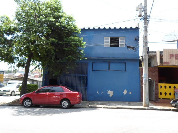 Galpão À Venda, 3 Vagas, Sônia Maria - Mauá/sp - 44160