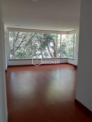 Imagen 1 de 14 de Santa Bárbara, Apartamento 137m² En Arriendo. Bogotá Ub18055