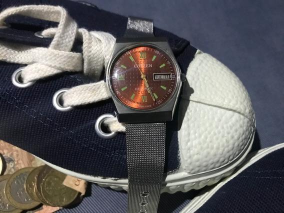 Relógio Citizen Automático Antigo Japan Made