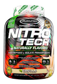 Nitro Tech Naturally X 4 Lbs - g a $51