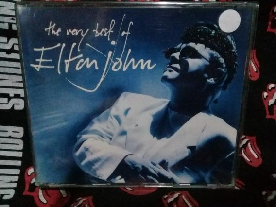 Cd Elton John - The Very Best Of...duplo Importado