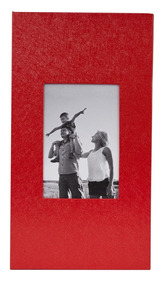 Álbum Fotográfico Capa Vermelha Para 300 Fotos 10x15