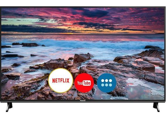 Smart Tv Led 4k Panasonic 55 , Wi-fi, Usb, Hdmi - Tc55fx600b