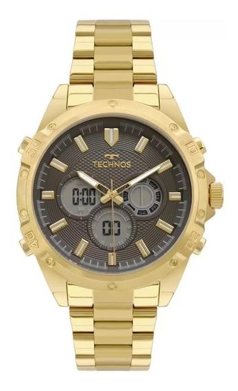 Relógio Technos Ts Digiana Masculino Bj3814ab/1p