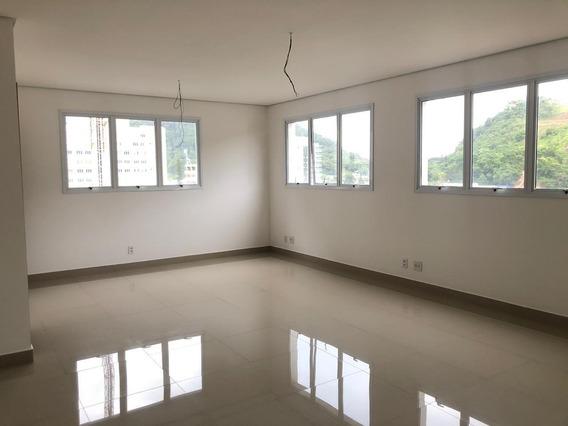 Sala Em Vila Maia, Guarujá/sp De 43m² Para Locação R$ 2.250,00/mes - Sa575076