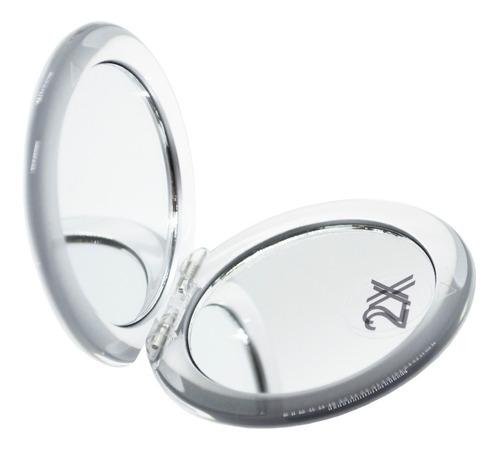 Imagen 1 de 5 de Jessamy Espejo Doble De Cartera Con Aumento Maquillaje E1091
