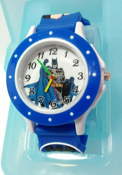 Relógio Infantil Batman Barato