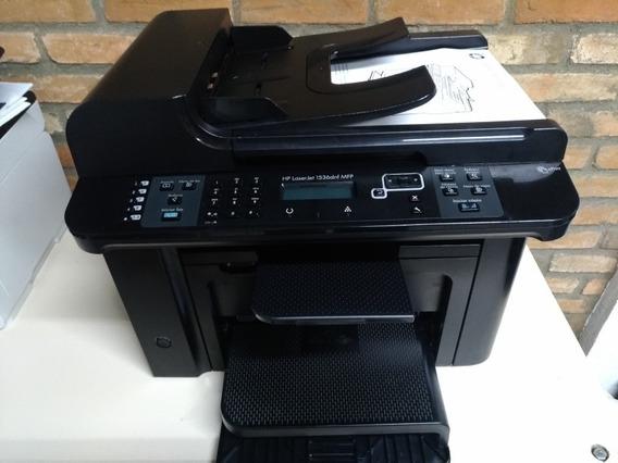 Impressora Laserjet Hp 1536dnf Completa E Revisada