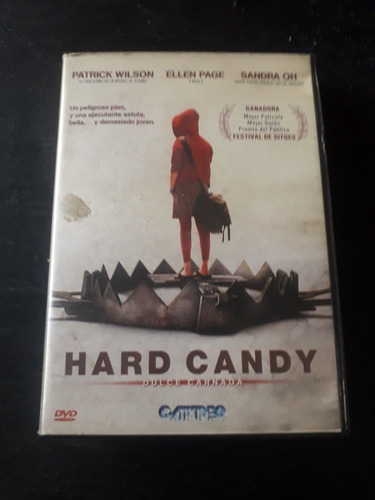 Hard Candy Elliot Page Maggie Oh Patrick Wilson Dvd Original