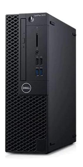 Desktop Dell Optiplex 3070 Small I3-9100 500gb 8gb Win10 Pro