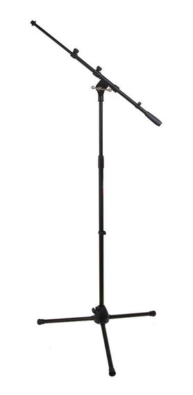 Pedestal Suporte Para Microfone Santo Angelo Superfix Ms305