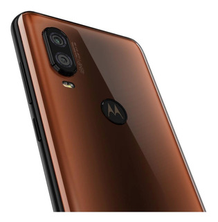 Smartphone Motorola Moto One Vision Xt1970-1 Bronze Tela 6.3