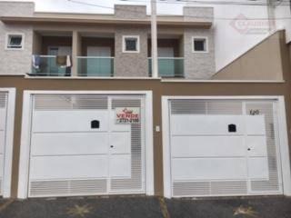 Sobrado Com 3 Dormitórios À Venda, 120 M² Por R$ 430.000,00 - Vila Nova York - São Paulo/sp - So0988