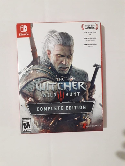 The Witcher 3 The Wild Hunt - Complete Edition