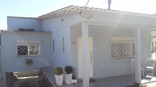 Casa Em Guarujá Com 4 Dormitórios - Mi14299