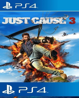 Just Cause 3 Fisico Nuevo Y Sellado