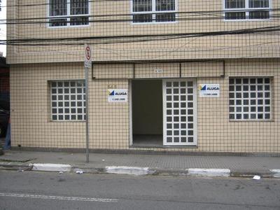 Ponto Comercial Para Alugar No Bairro Centro Em Guarulhos - - 229-27822