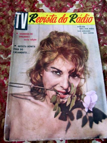 Radio 1961 Marlene Travesti Chico Anisio Ataulfo Orlando Dia