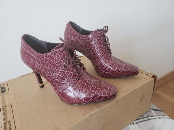 Sapato Estilo Oxford Jorge Bischoff