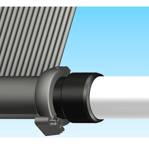 Calefactor Solar Piscinas Cierre Circular Colector Heliocol