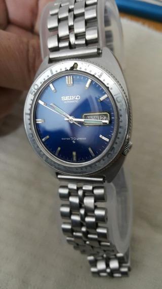 Seiko 6106 8100 - O Primeiro Seiko Sports Diver