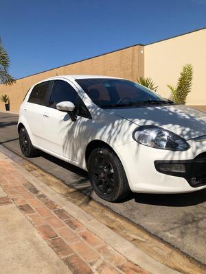 Carro Barato - Fiat Punto 1.4 Attractive Flex Branco