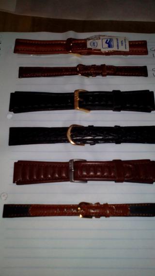 Pulseiras De Relógio Sortidas. 3 Mil Und Lt