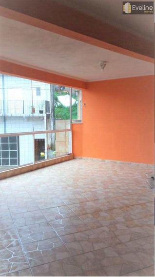 Casa A Venda Ferraz De Vasconcelos 4 Dorms 250m² Espaços Amplos - V387