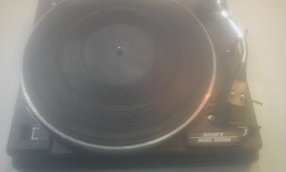 Toca Disco Do 3x1 Sony Hmk-339bs Original