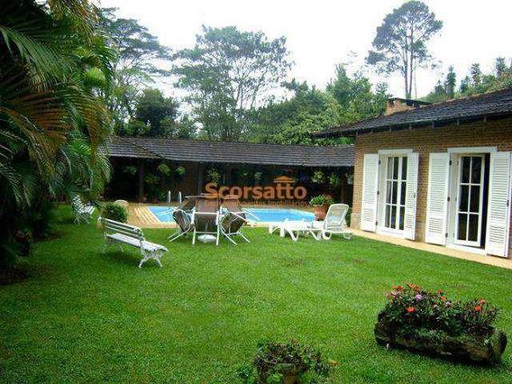 Chácara Com 3 Dorms, Ressaca, Itapecerica Da Serra - R$ 1.5 Mi, Cod: 288 - V288