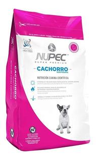 Nupec Cachorro Razas Pequeñas 8kg. Croqueta Alimento Perro