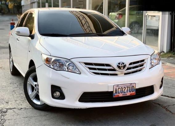 Toyota Corolla Gli 2012 Excelente Estado