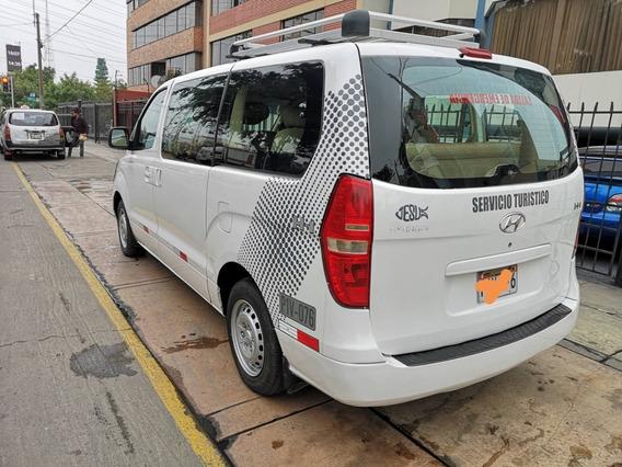 Hyundai H1 2013 Realmente Nueva Petrolera