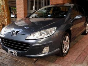 Peugeot 407 2.0 Sv Sport Hdi Caja De 6 Impecable