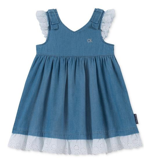 Vestido Bebe Calvin Klein - Importadol!!!