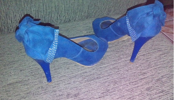 Salto Vizzano - Azul