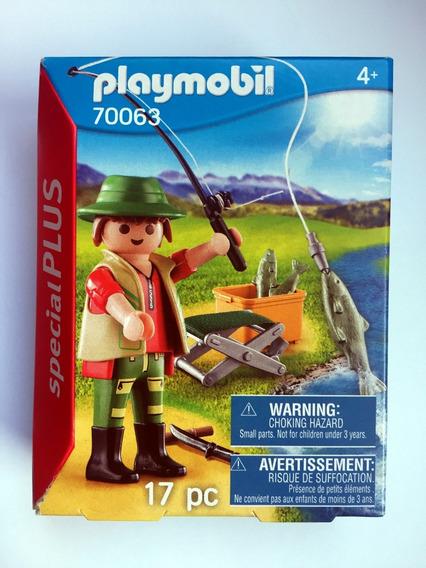 Playmobil 70063 Special Plus Pescador Geobra