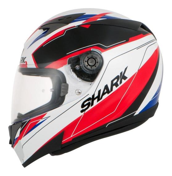 Capacete Shark Motociclista Original S700 Lab Wkr