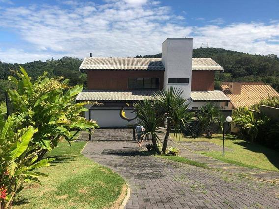 Casa Com 4 Dormitórios À Venda, 460 M² Por R$ 2.080.000 - Sousas - Campinas/sp - Ca0970