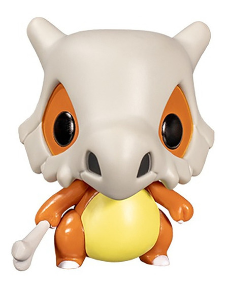 Boneco Funko Pop Pokemon Cubone 596 Games Anime Ash Pikachu
