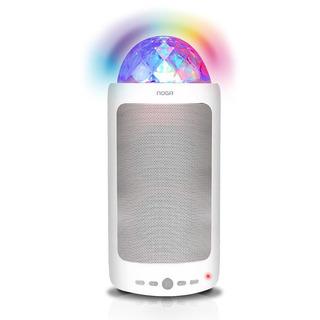 Bola Led Rgb Parlante Bluetooth Portatil Ng-bt30 Gira