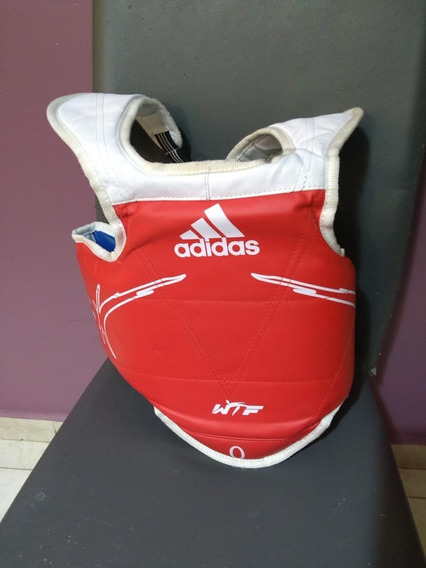 Interconectar As Invalidez  Adidas Peto para taekwondo infantil Protecciones de cuerpo